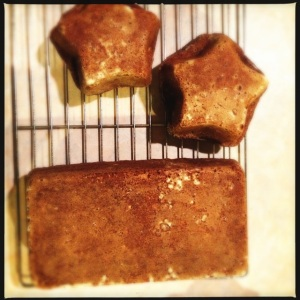 Brown Butter Spice Loaf