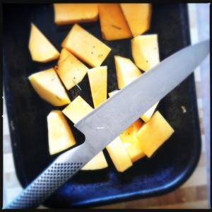 True love is sharp knives