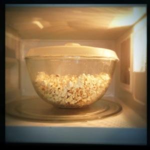 Delicious hot popcorn!!